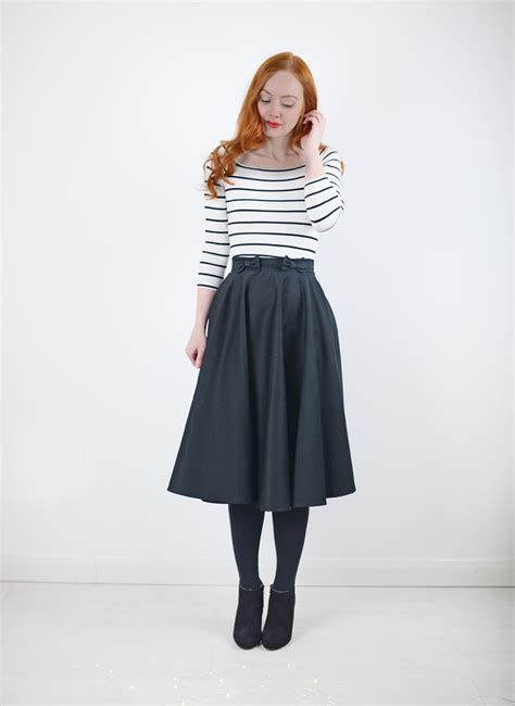 how to wear a midi skirt style tips and advice for midi