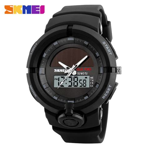 Jam Tangan Sport Digital Suunto Black skmei jam tangan digital analog pria 1275 black
