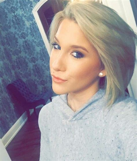 savannah chrisley short haircut 45 best images about hairstyles i like on pinterest