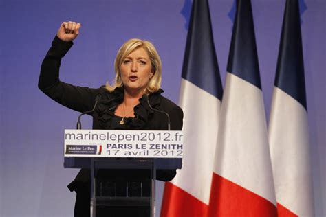 tattoo marine le pen madonna branding marine le pen a nazi may even enhance her