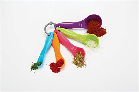 Terlaris Spon Sport Abu Pink Termurah colourworks five measuring spoon set buy in uae kitchen products in the uae