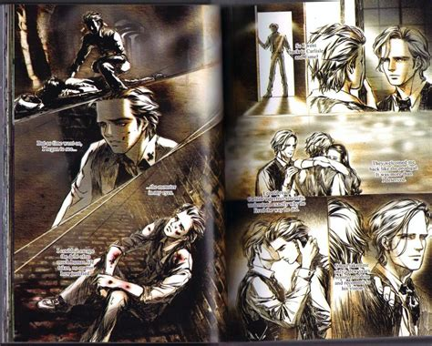 The Is In A Novel angela s anxious twilight the graphic novel volume 2