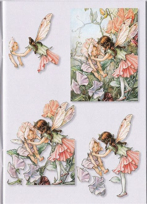 Free 3d Decoupage - 1000 images about 3d fairies elves on