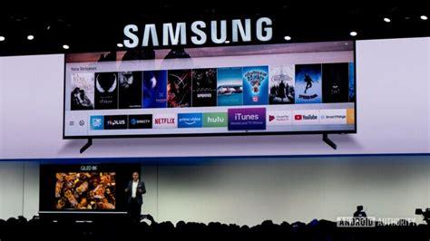 samsung 2019 tv samsung smart tvs get itunes tv shows airplay 2 support