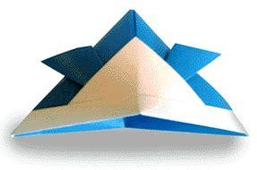 Origami Hat Samurai -