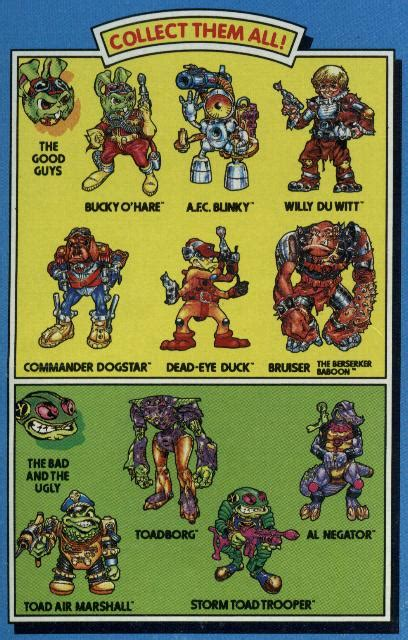 bucky o hare figures 10 favorite lines inspired by disney infinity 2 0