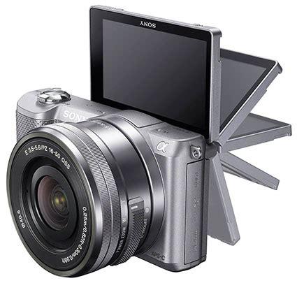Kamera Sony A5000 Dan A5100 memilih kamera mirrorless dibawah 6 juta