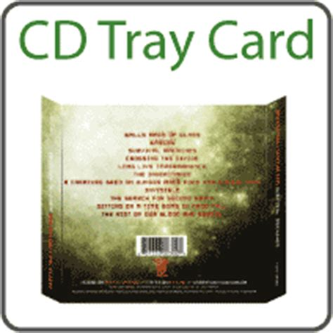 free cd tray card template trifold printing cleveland color printing company