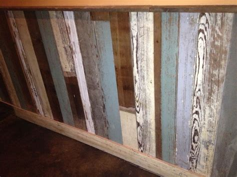 Barn Board Wainscoting by Reclaimed Wainscoting Reclaimed Wood Projects