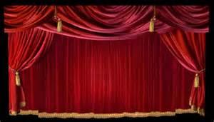 Velvet Stage Curtains Velvet Curtain High Res Textures 3d Models