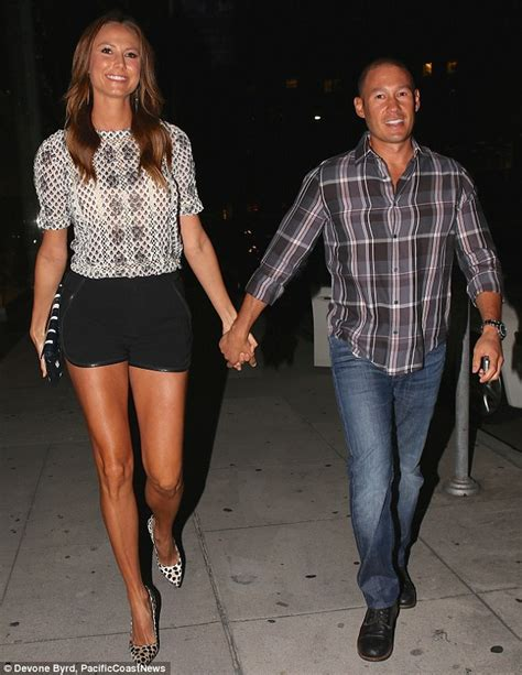 stacy keibler jared pobre daughter stacy keibler s post baby body one month after giving
