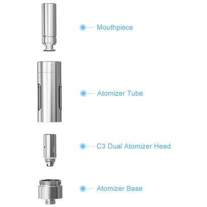 Joyetech Delta 16 Atomizer 3 2ml joyetech delta 16 atomizer 3 2ml black jakartanotebook