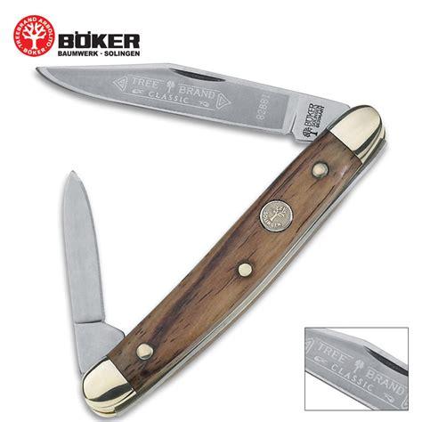 boker pen knife boker rosewood pen knife kennesaw cutlery