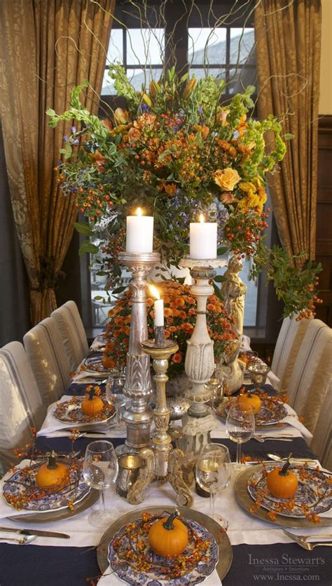 table scapes 7 jaw dropping thanksgiving tablescapes