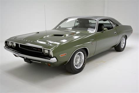 Dodge Challenger 1970 by 1970 Dodge Challenger R T For Sale 82928 Mcg