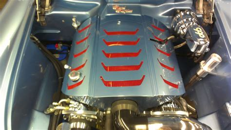 handel painted ls for sale dress up your ls engine with this custom fit or made to