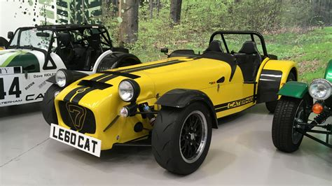 seventh heaven inside caterham cars motoring research