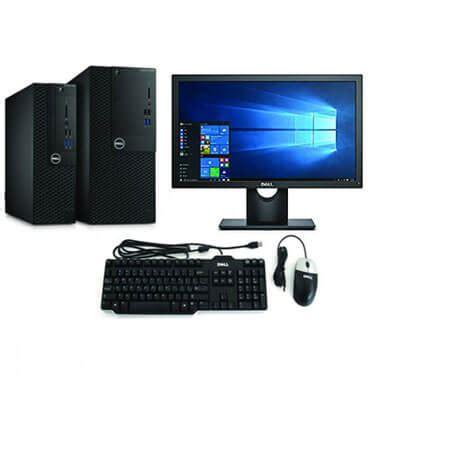Dell Optiplex 3050 Micro I5 7500 Led 2016h 19 5 Inch dell optiplex 3050 mt i5 7th 4gb ddr4 1tb brand