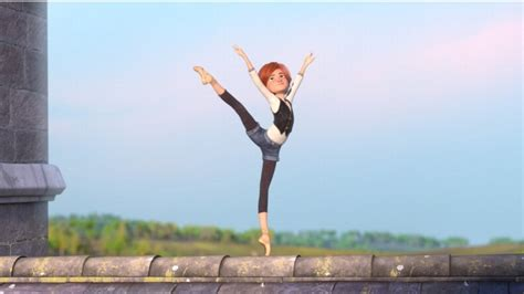 film review ballerina unremarkable animated feature
