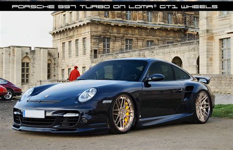 custom porsche wheels loma custom forged wheels porsche 997 turbo pic 2 loma