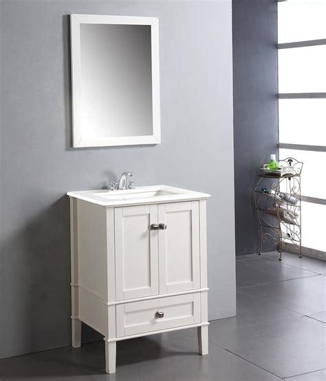 quartz bathroom vanity chelsea 24 quot bath vanity with white quartz marble top