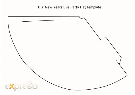 new years hat template diy new years hat template pdf docdroid