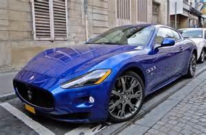 Maserati Gt Blue