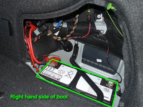 Bmw Serie 1 Probleme Batterie by Bmw 5 Series Battery Location Bmw Free Engine Image For