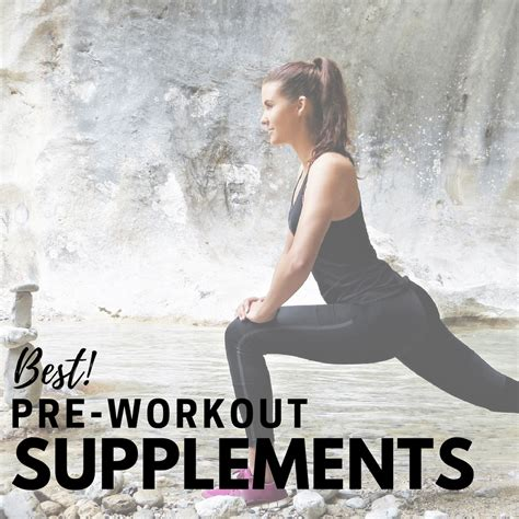 best pre workout the top 5 best pre workout supplements for