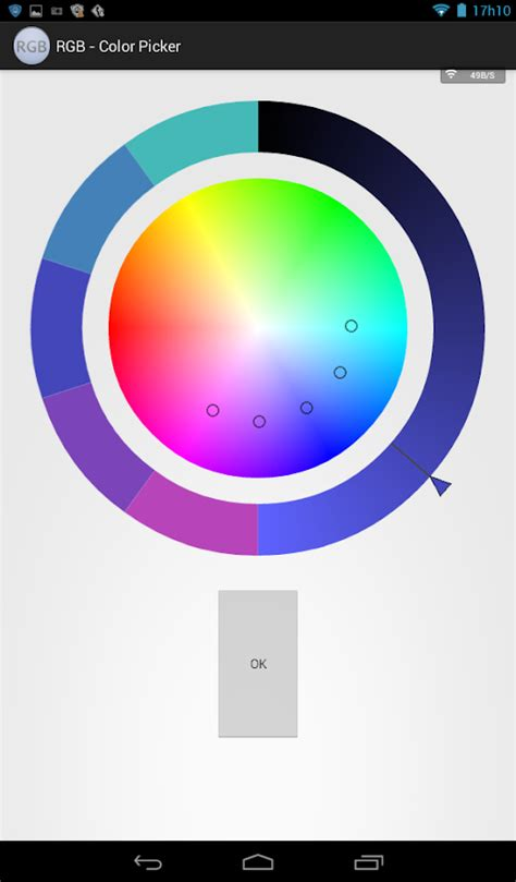 rgb color picker rgb color picker android apps on play