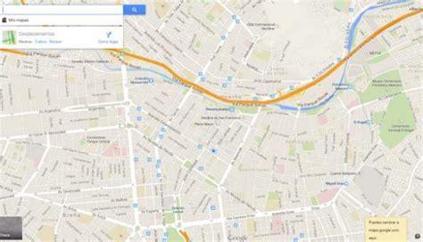 km doodlebug map maps siete trucos que todo usuario necesita