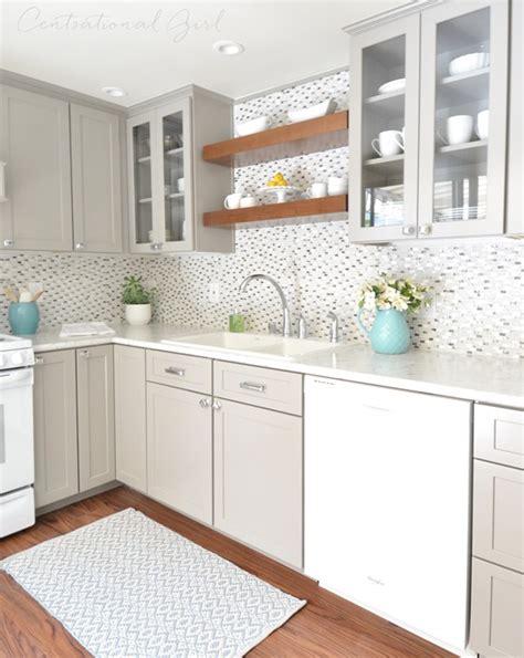 kitchen renovations using gray and white gray white kitchen remodel centsational