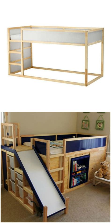 kura reversible bed 47 besten ikea hack trofast regal bilder auf pinterest