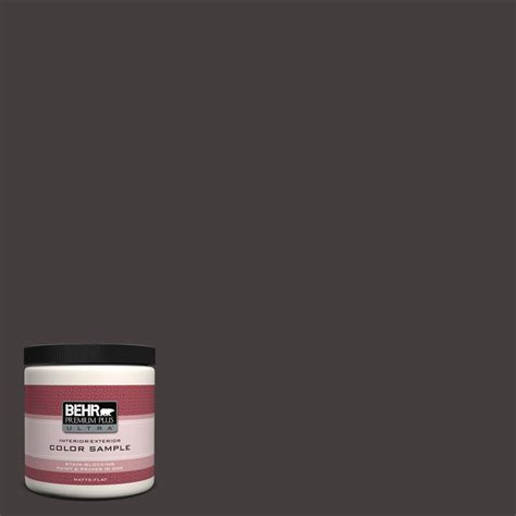 behr paint color broadway behr premium plus ultra 8 oz ul260 1 cracked pepper