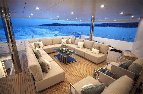 interno yacht yacht di lusso interni da sogno per un maestoso 47 metri