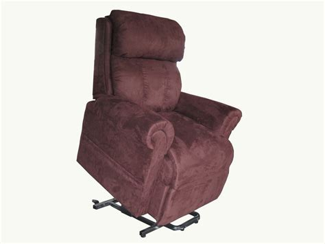 lift recliner chair used wheelchair assistance barcalounger recliner aries lift chair
