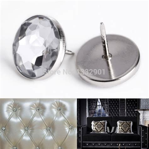 crystal upholstery nails online buy wholesale crystal upholstery buttons from china
