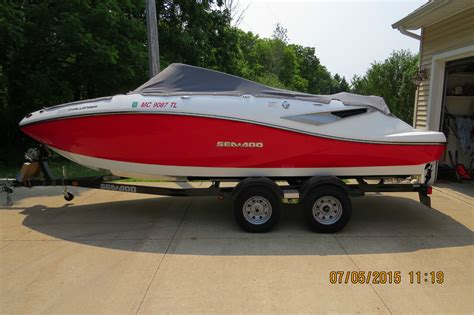 seadoo challenger for sale sea doo 210 challenger 2012 for sale for 32 000 boats