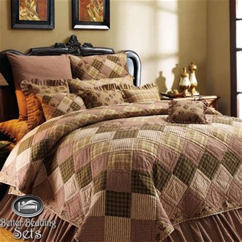 Country Cottage Bedding Sets Details About Purple Green Country Cottage Patchwork King Quilt Bed Bedding Set