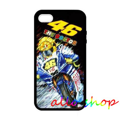Valentino Vr46 The Doctor A0451 Iphone 5 5s Se Casing Custom H 46 valentino chinaprices net