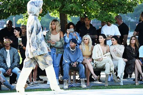 Fashion Week Kayne 2 by Kanye West S Yeezy Show Gets Everyone Talking At New York