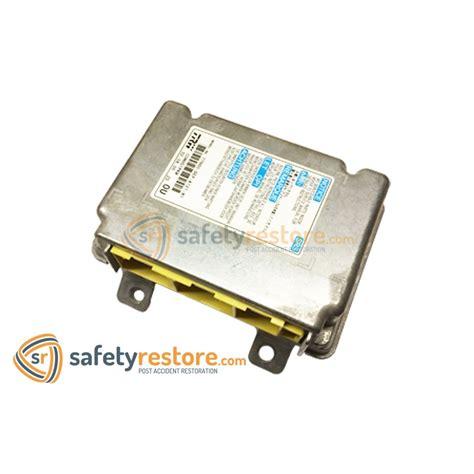 nissan srs nissan airbag module reset service