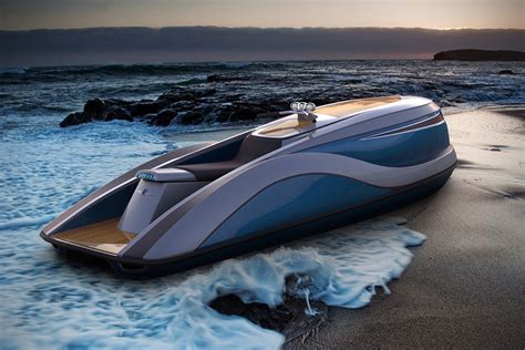 jet ski hits boat this 80mph v8 powered personal watercraft is being built