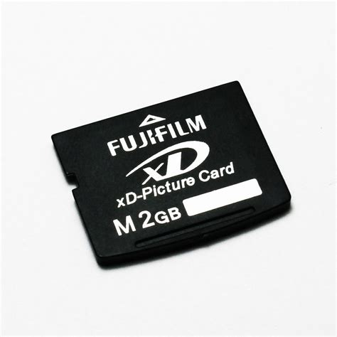 Memory Card Xd Original Fujifilm 2gb Xd Picture Card Type M 2gb Xd Card Memory Card Ebay