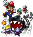 meaning of cadenas in french chain chomp super mario wiki the mario encyclopedia