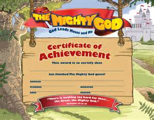 vacation bible school certificate templates vbs certificate template vacation bible school