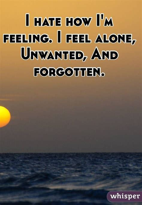 Feeling Alone Quotes 25 Best Ideas About Feeling Alone On Feeling