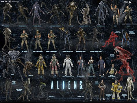 Online Home Decor Items 12 days of downloads day 3 new aliens action figure