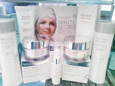 Harga Rangkaian Produk Wardah White Secret 5 brand makeup halal yang wajib dipilih muslimah indonesia