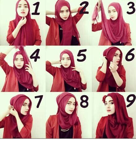 tutorial kepang rambut lace 1000 images about hijab lover on pinterest square hijab